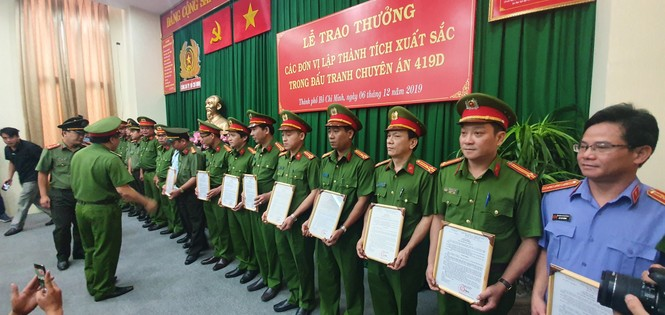 Thu gần 1.400 bánh heroin trong đường dây ma tuý do người Trung Quốc cầm đầu - ảnh 3