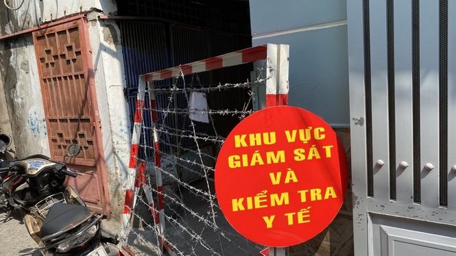 Cách ly 53 cán bộ nhân viên bệnh viện huyện Bình Chánh đi đám tang - ảnh 1