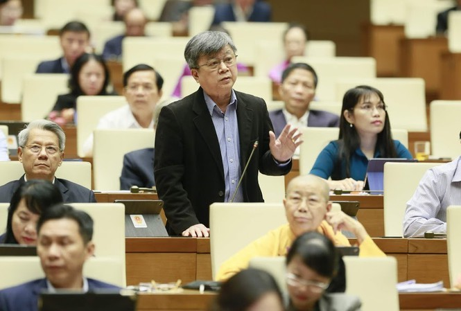 Ông Trương Trọng Nghĩa: 'Sẽ đưa vụ án Hồ Duy Hải lên Ủy ban Thường vụ Quốc hội' - ảnh 1