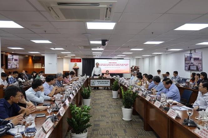 Bí thư Thành ủy Nguyễn Thiện Nhân: Đại hội của Đảng cũng là Đại hội của Nhân dân - ảnh 2