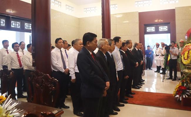 Phó Thủ tướng Thường trực Trương Hòa Bình dự Đại hội Đảng bộ Long An - ảnh 2