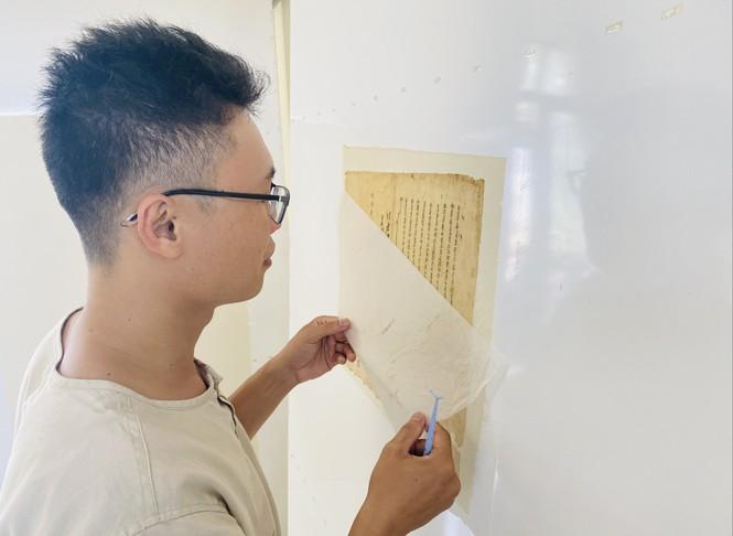 Đột nhập 'bệnh viện giấy' của chàng trai quê miền Trung - ảnh 11