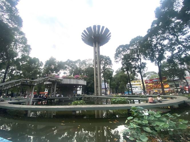 Hồ Con Rùa sắp trở thành phố đi bộ ở TPHCM - ảnh 12