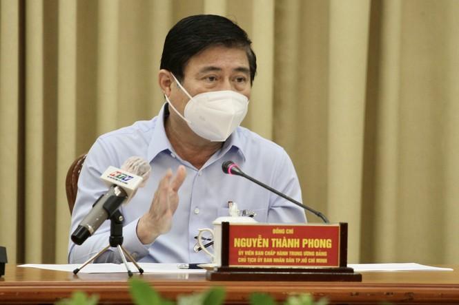 Chủ tịch TPHCM đề nghị khởi tố bị can đối với bệnh nhân 1342 - ảnh 1