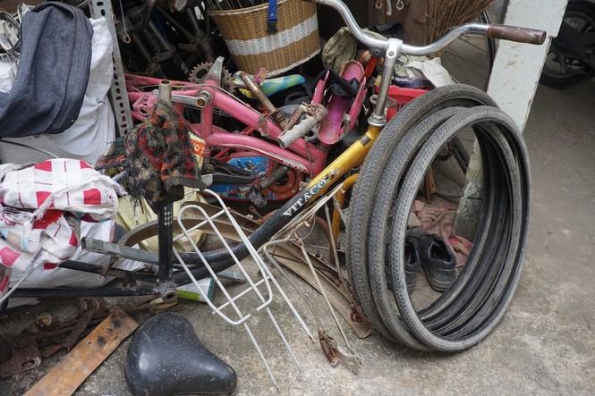 Chàng kỹ thuật viên 'hồi sinh' xe đạp cũ tặng học trò nghèo - ảnh 4