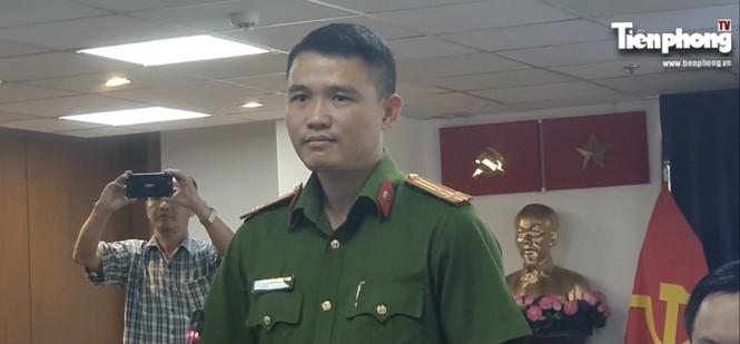 Trưởng Phòng Cảnh sát hình sự Công an TPHCM làm Trưởng phòng Xây dựng phong trào - ảnh 1