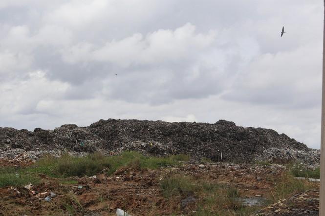 Tuýt còi hai công ty xử lý rác thải gây ô nhiễm môi trường - ảnh 2