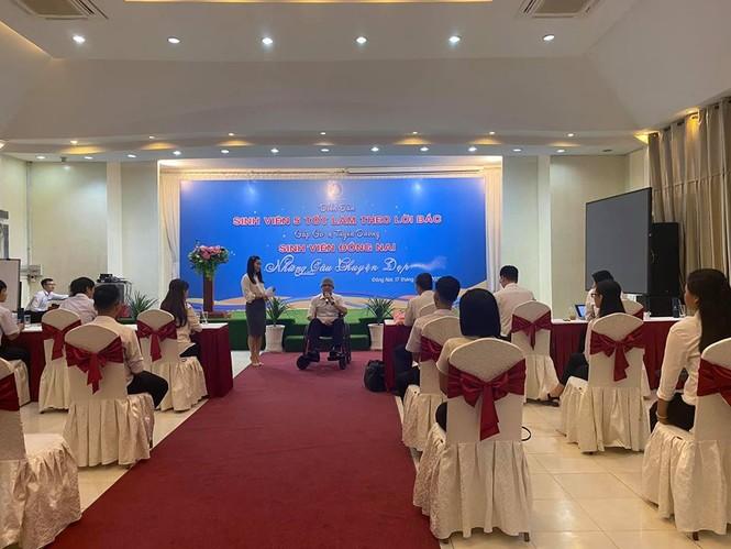 """Liên hoan """"Sinh viên 5 tốt làm theo lời Bác"""" tỉnh Đồng Nai  - ảnh 12"""