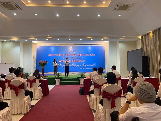 """Liên hoan """"Sinh viên 5 tốt làm theo lời Bác"""" tỉnh Đồng Nai  - ảnh 13"""