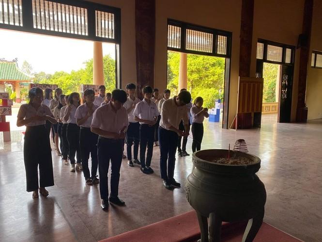"""Liên hoan """"Sinh viên 5 tốt làm theo lời Bác"""" tỉnh Đồng Nai  - ảnh 3"""