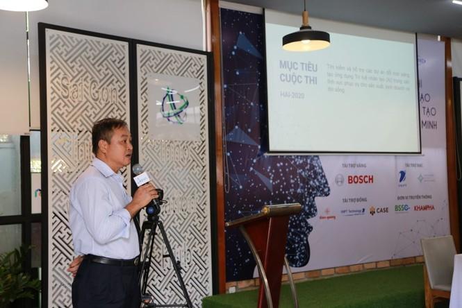 Cuộc thi Dự án đổi mới sáng tạo ứng dụng trí tuệ nhân tạo của TP.HCM năm 2020  - ảnh 1