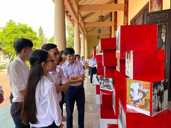 """Liên hoan """"Sinh viên 5 tốt làm theo lời Bác"""" tỉnh Đồng Nai  - ảnh 1"""