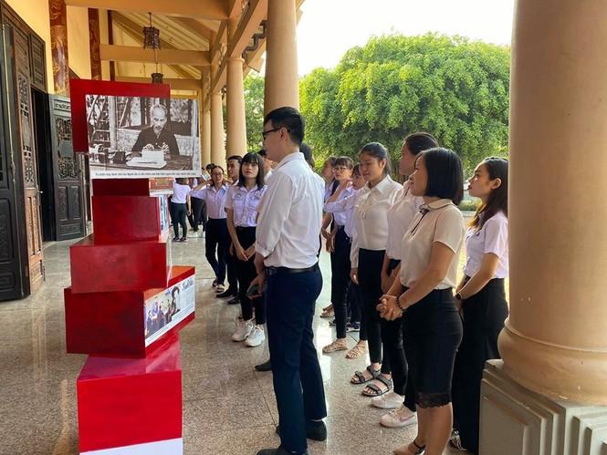 """Liên hoan """"Sinh viên 5 tốt làm theo lời Bác"""" tỉnh Đồng Nai  - ảnh 6"""
