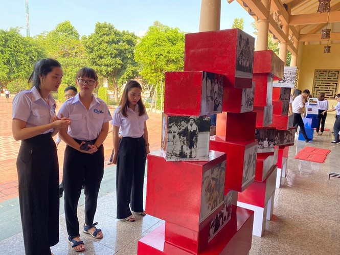 """Liên hoan """"Sinh viên 5 tốt làm theo lời Bác"""" tỉnh Đồng Nai  - ảnh 7"""