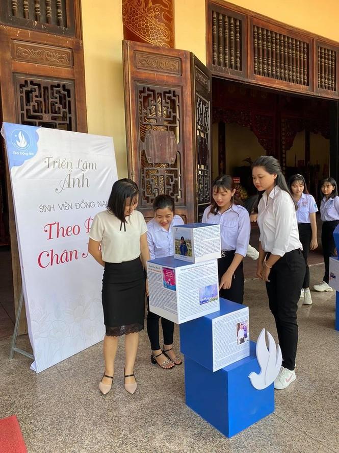 """Liên hoan """"Sinh viên 5 tốt làm theo lời Bác"""" tỉnh Đồng Nai  - ảnh 8"""