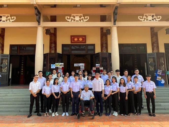 """Liên hoan """"Sinh viên 5 tốt làm theo lời Bác"""" tỉnh Đồng Nai  - ảnh 9"""