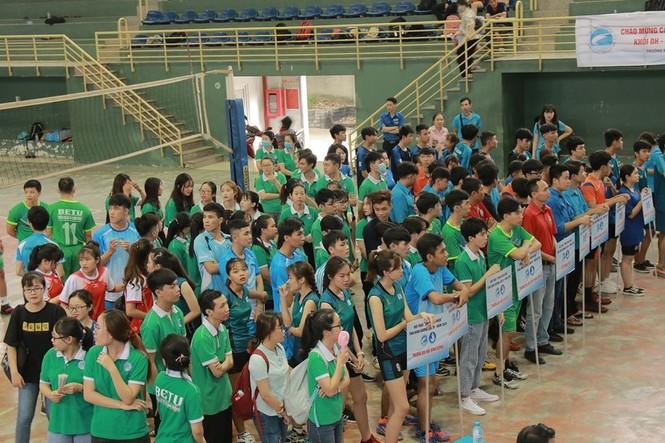 Hội thao sinh viên khỏe tỉnh Bình Dương - ảnh 6