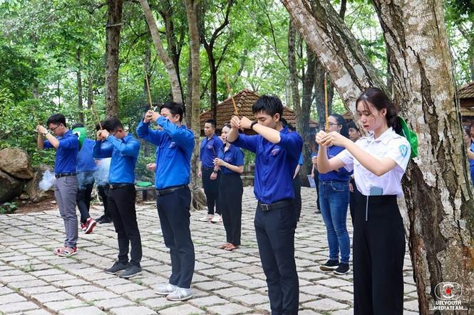 Căn cứ cách mạng Thành Đoàn Sài Gòn - Gia Định núi Dinh - ảnh 1