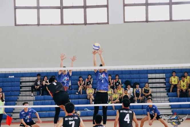Giải bóng chuyền sinh viên TP.HCM năm 2020 - ảnh 1