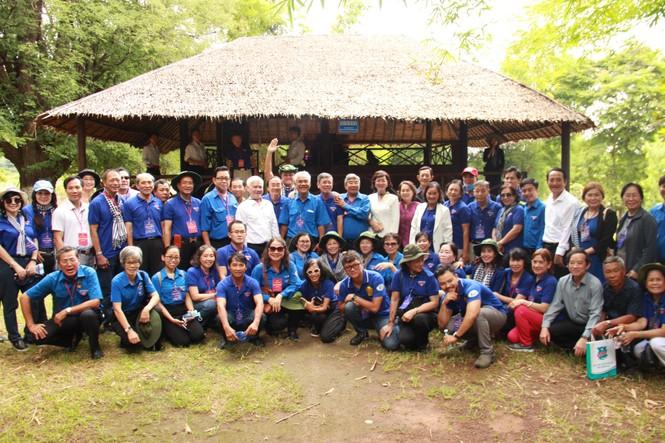 Cựu cán bộ Đoàn thanh niên Việt Nam - phía Nam - ảnh 5