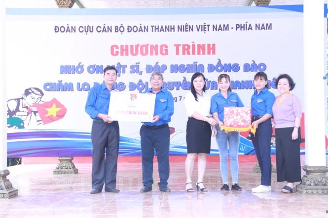 Cựu cán bộ Đoàn thanh niên Việt Nam - phía Nam - ảnh 7