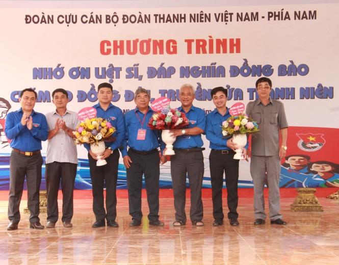 Cựu cán bộ Đoàn thanh niên Việt Nam - phía Nam - ảnh 2