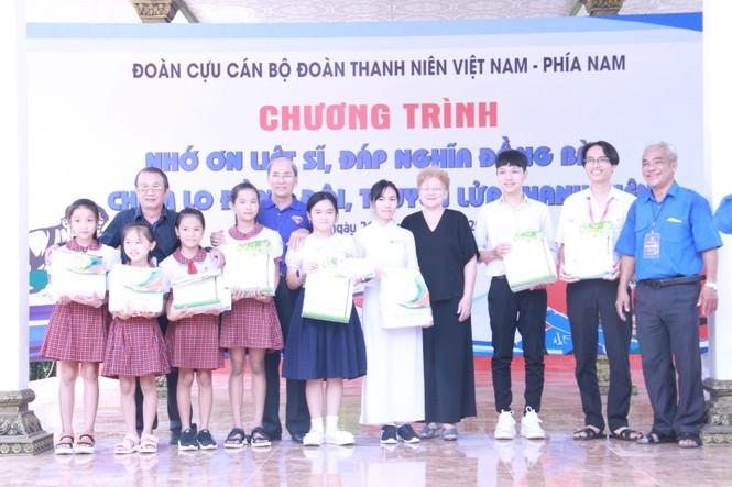 Cựu cán bộ Đoàn thanh niên Việt Nam - phía Nam - ảnh 4
