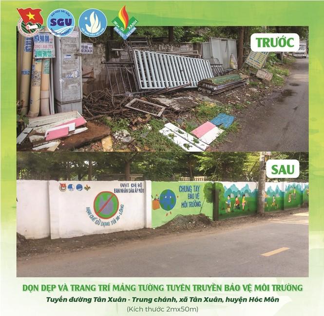 trường ĐH Sài Gòn - ảnh 11