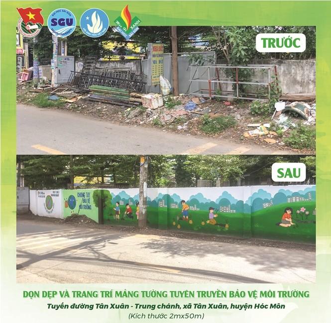 trường ĐH Sài Gòn - ảnh 3