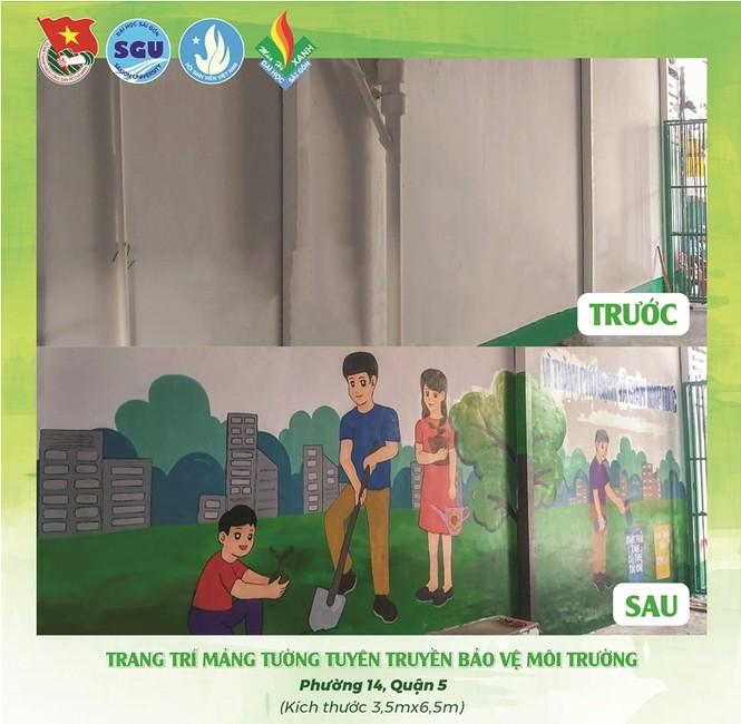trường ĐH Sài Gòn - ảnh 4