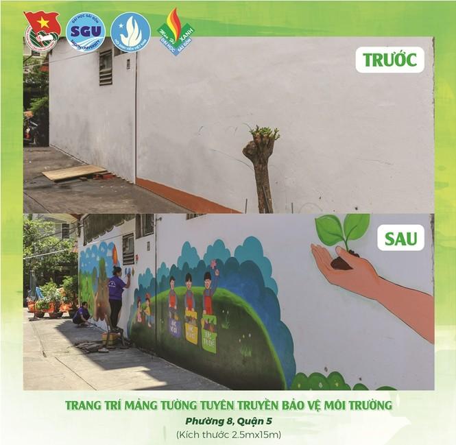 trường ĐH Sài Gòn - ảnh 5