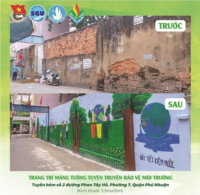 trường ĐH Sài Gòn - ảnh 6