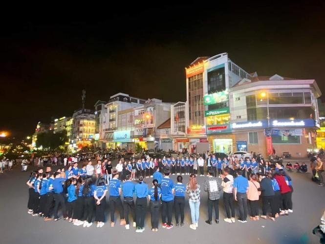 CLB Sinh viên tình nguyện trường ĐH Đà Lạt - ảnh 1