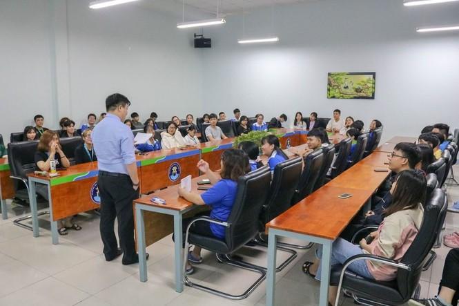 trường ĐH Văn Hiến - ảnh 1