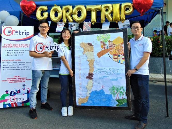 Hội chợ du lịch quyên góp từ thiện - ảnh 3