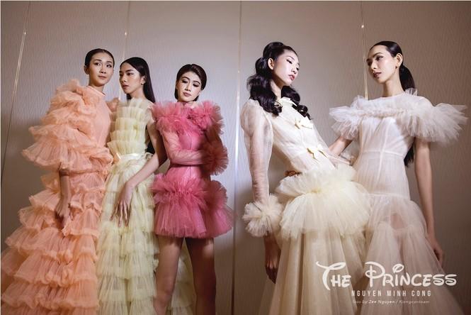 Nhà thiết kế trẻ Nguyễn Minh Công - ảnh 4