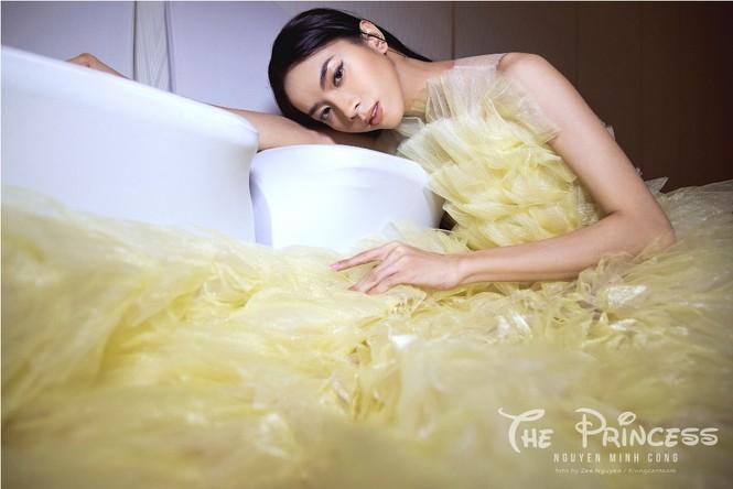 Nhà thiết kế trẻ Nguyễn Minh Công - ảnh 5