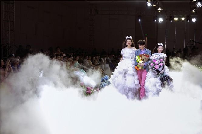 Nhà thiết kế trẻ Nguyễn Minh Công - ảnh 7