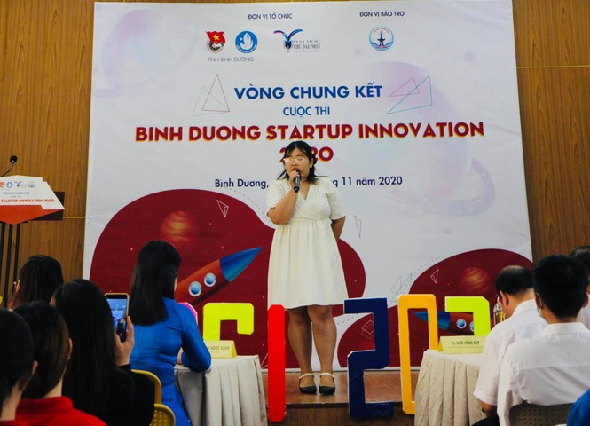 """Cuộc thi """"BinhDuong Startup Innovation"""" năm 2020 - ảnh 1"""
