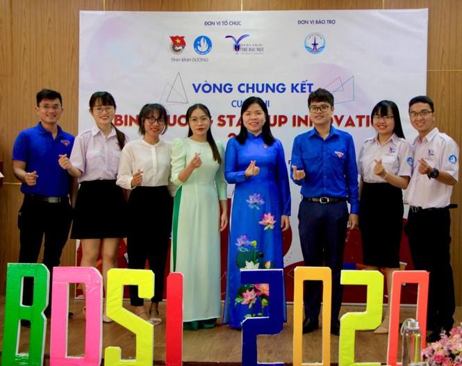 """Cuộc thi """"BinhDuong Startup Innovation"""" năm 2020 - ảnh 4"""