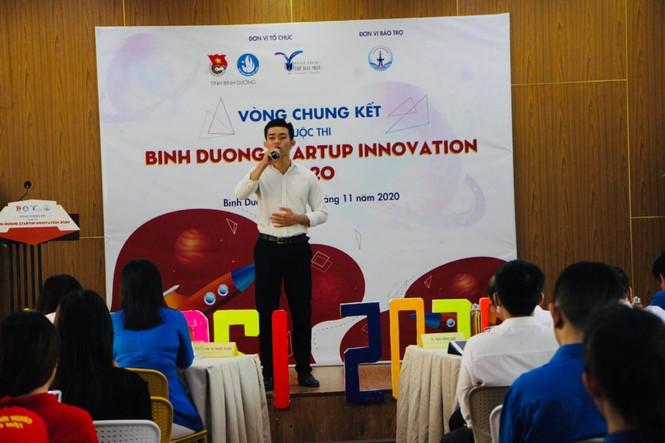 """Cuộc thi """"BinhDuong Startup Innovation"""" năm 2020 - ảnh 10"""