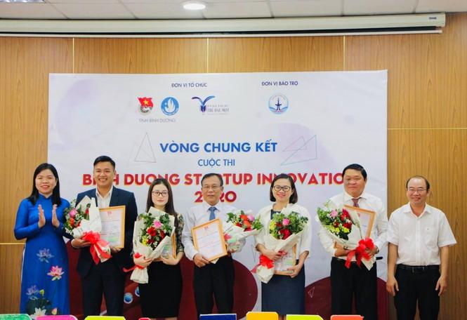 """Cuộc thi """"BinhDuong Startup Innovation"""" năm 2020 - ảnh 3"""