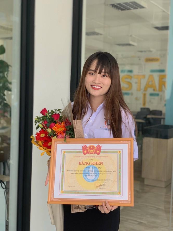 Trần Thị Anh Thư  - ảnh 5