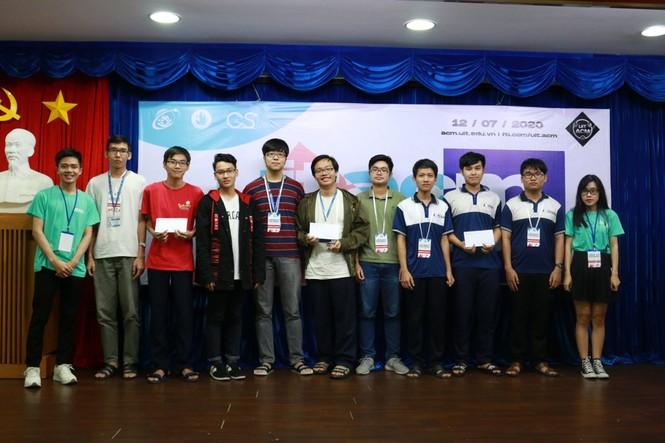 Lập trình sinh viên quốc tế ICPC - ảnh 3