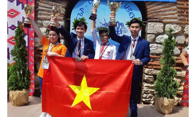 Nguyễn Hưng Quang Khải  - ảnh 1