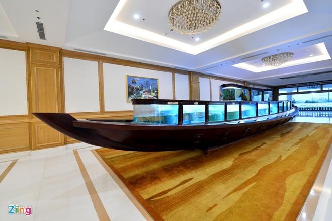 Sân golf 1.500 tỷ ở Hà Nội nhìn từ trên cao - ảnh 10