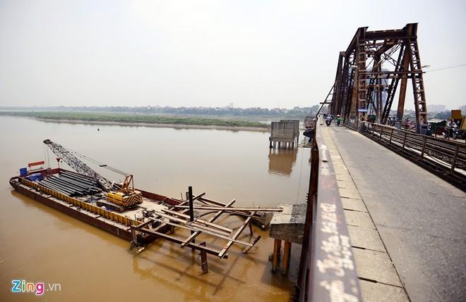 Cầu Long Biên vào đợt đại tu lớn nhất thế kỷ - ảnh 9