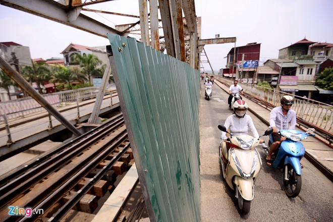 Cầu Long Biên vào đợt đại tu lớn nhất thế kỷ - ảnh 10