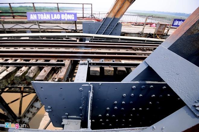 Cầu Long Biên vào đợt đại tu lớn nhất thế kỷ - ảnh 5