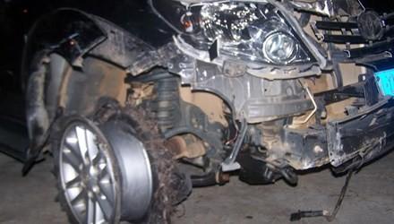 Viện trưởng Viện Kiểm sát gây 4 vụ tai nạn, bỏ chạy về nhà - ảnh 1